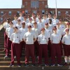 Fishburne Military School Caissons Baseball 2015