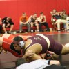 Fishburne Military School (VA) Wrestling Dominates East Rock Quad