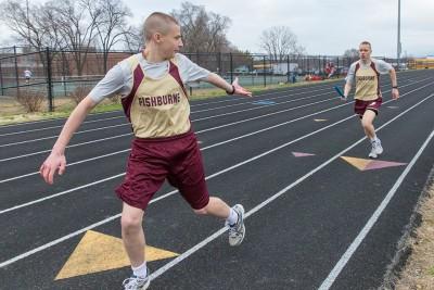 military schools in virginia. Fishburne Military School Track and Field team