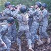 Fishburne Military School (Waynesboro, VA) JROTC Raiders Team 2016-2017