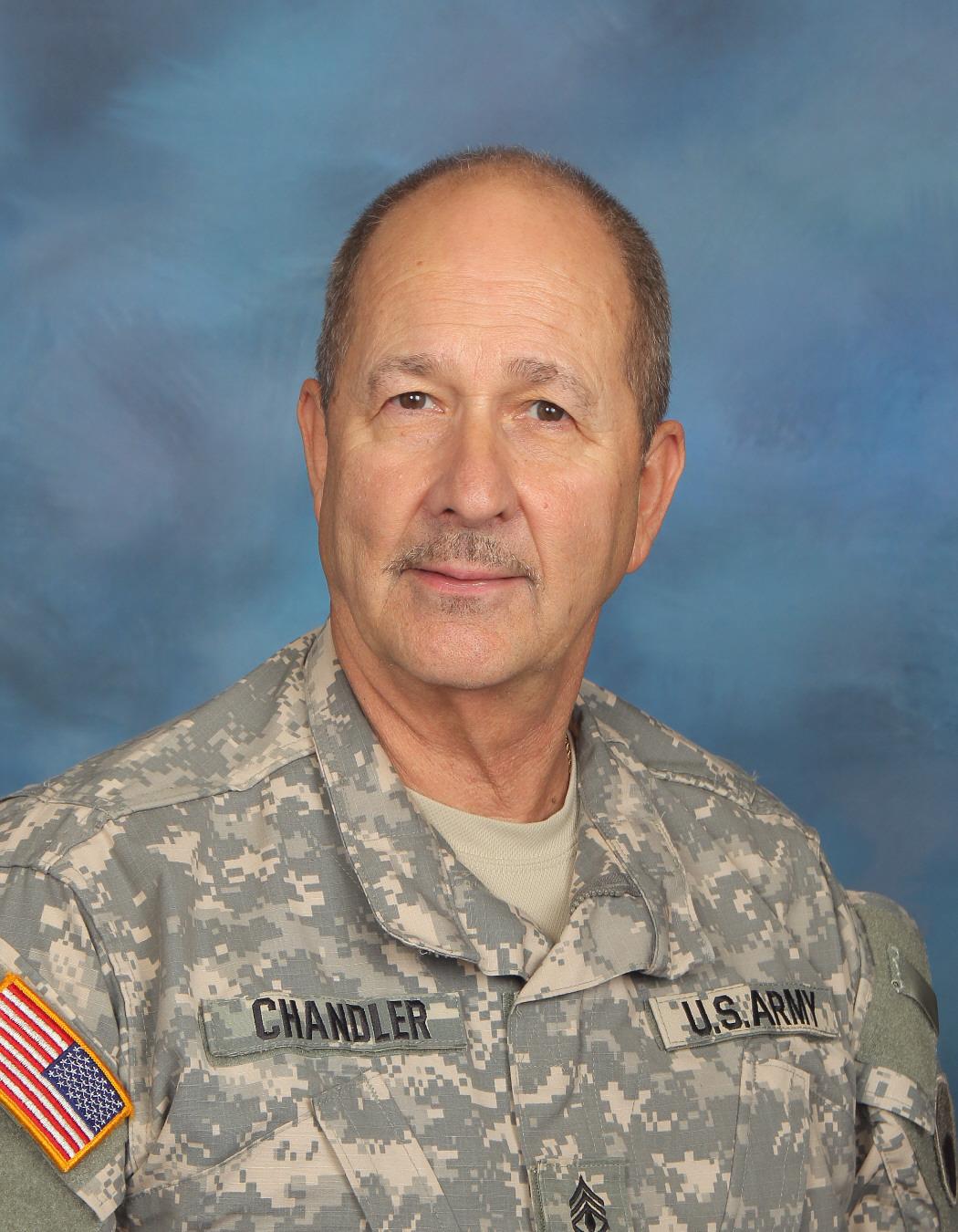 SGT Randy Chandler, Fishburne Military School (Waynesboro, VA)