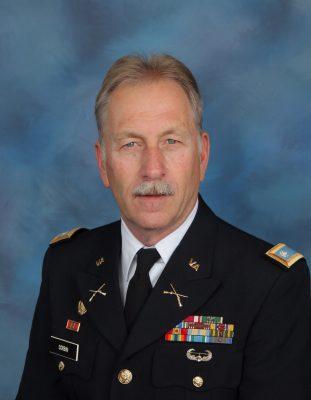 LTC Stephan Corbin, Fishburne Military School (Waynesboro, VA)