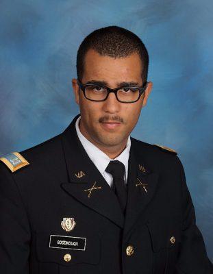 CPT Martin Goodnough, Fishburne Military School (Waynesboro, VA)