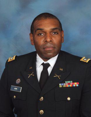 LTC Alec Gunn, Commandant of Cadets, Fishburne Military School (Waynesboro, VA)