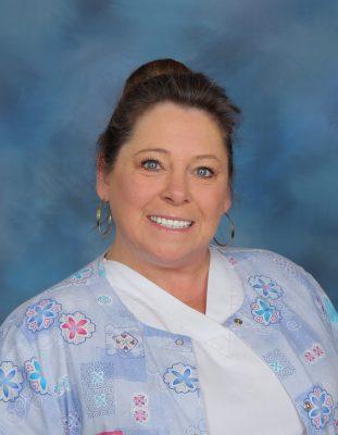 Brenda Marshall, LPN, Fishburne Military School (Waynesboro, VA)