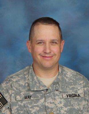 MAJ Scott May, Fishburne Military School (Waynesboro, VA)