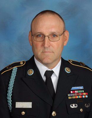 MSG (E8) William D. Morton, Fishburne Military School (Waynesboro, VA)