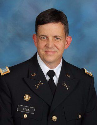 CPT John Rood, Fishburne Military School (Waynesboro, VA)