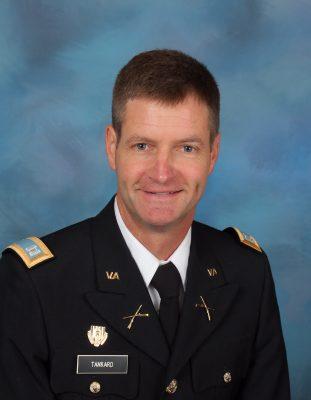 CPT Richard Tankard, Fishburne Military School (Waynesboro, VA)