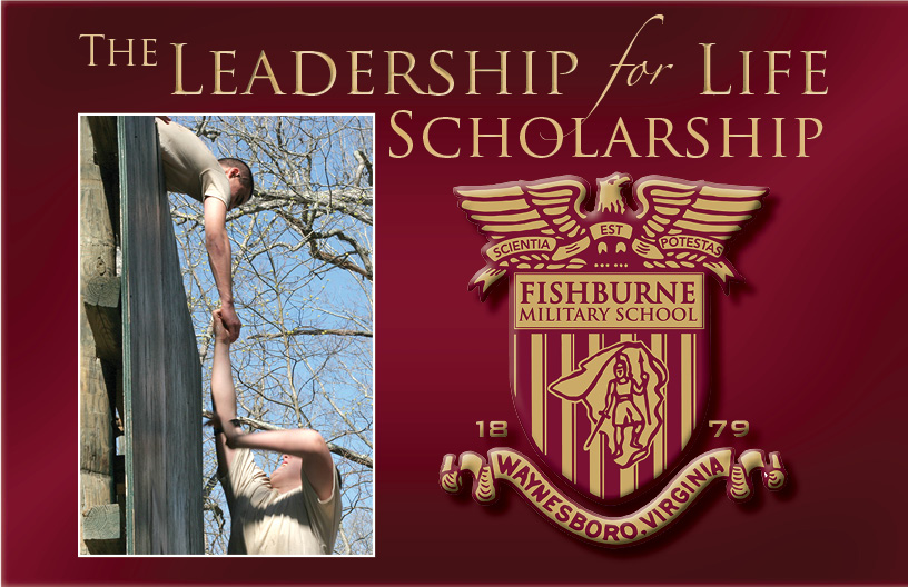 Fishburne Military School Leadership for Life Scholarship