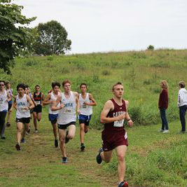 Fishburne Military School (Waynesboro, VA) Cross Country